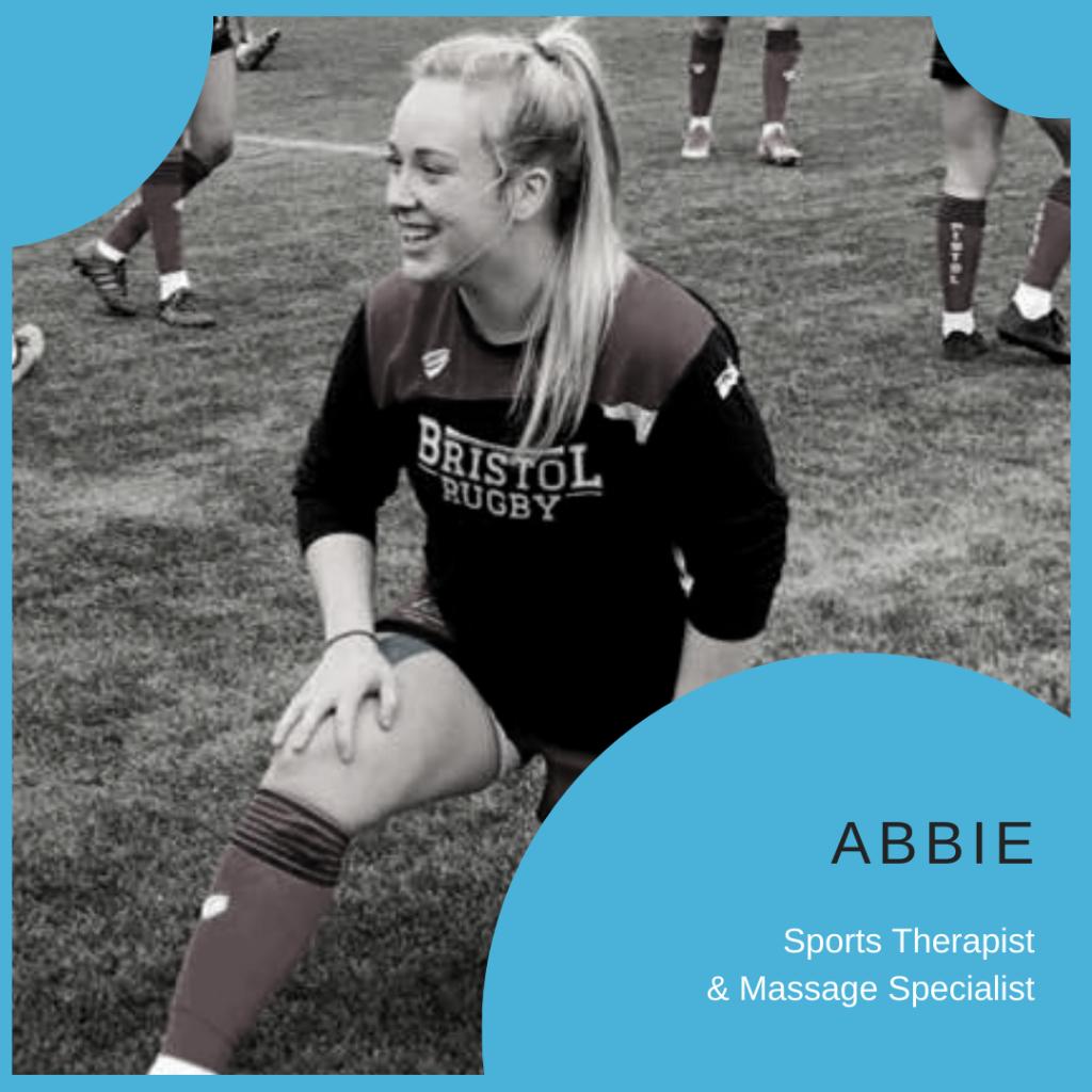 Abbie Parson - lower back pain specialist.
