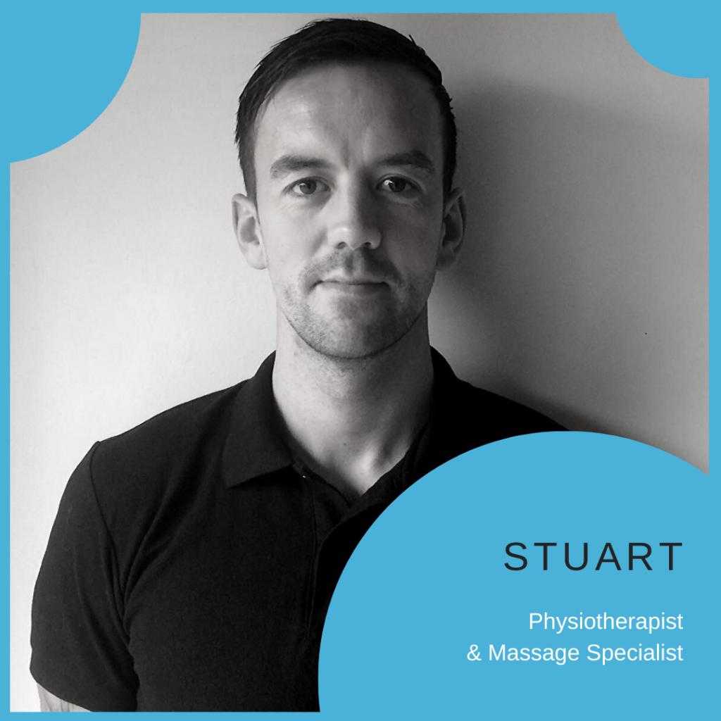 Stuart Sievwright - Pain Specialist.