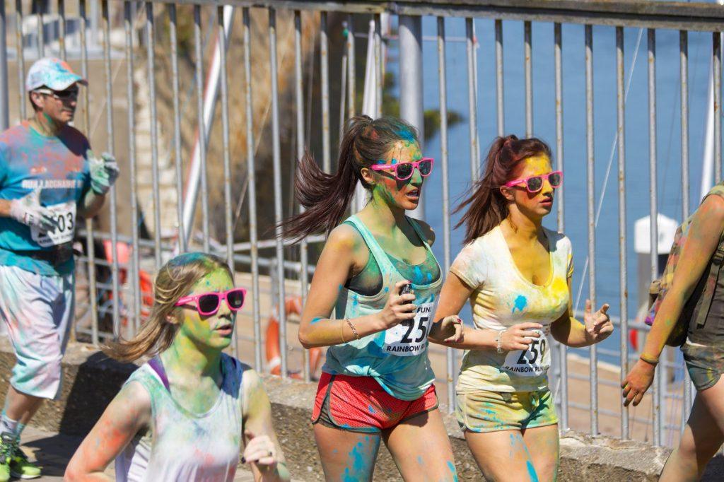 women-running